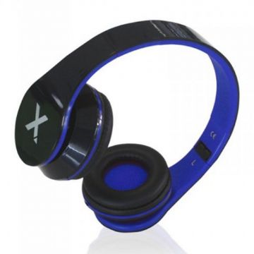 Approx (APPDJJAZZBKBL) DJ Jazz Headset, 3.5mm Jack, Foldable